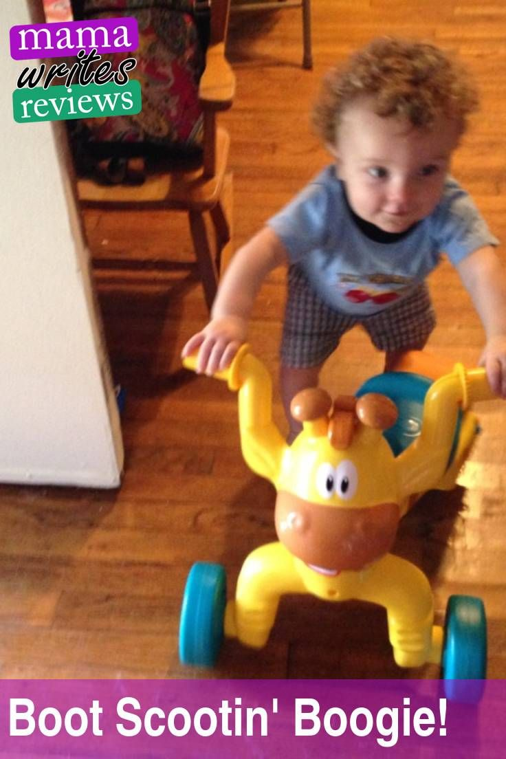 My latest review is up: Little Tikes Go and #Grow Lil Rollin #Giraffe #Ride on #Scooter.