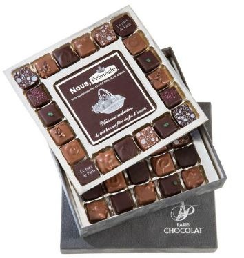 Un cadeau innovant pour vos clients ? Votre logo à croquer sur du chocolat exquis ! Pour tout savoir : http://www.gifting.fr/conciergerie.php