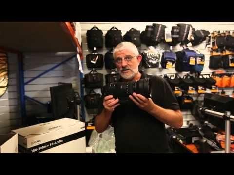 Reviews Sigma 150-600mm Lens   Sport   Contemporary   Cameras Direct Australia