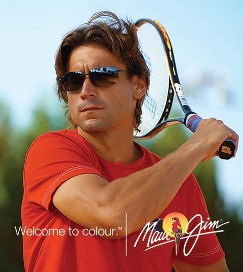 Sunglasses Maui Jim David Ferrer #mauijim #maui #ferrer #sunglasses #polarize #tennis http://lenshop.eu/manufacturers/11709-maui-jim/sunglasses