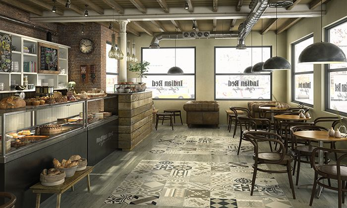 Café Cement | Grestec Tiles : Tile Supplier to architects and trade - Grestec Tiles are a leading UK Tile supplier to trade. Based in Kent, United Kingdom. Call 0845 130 2241 now.