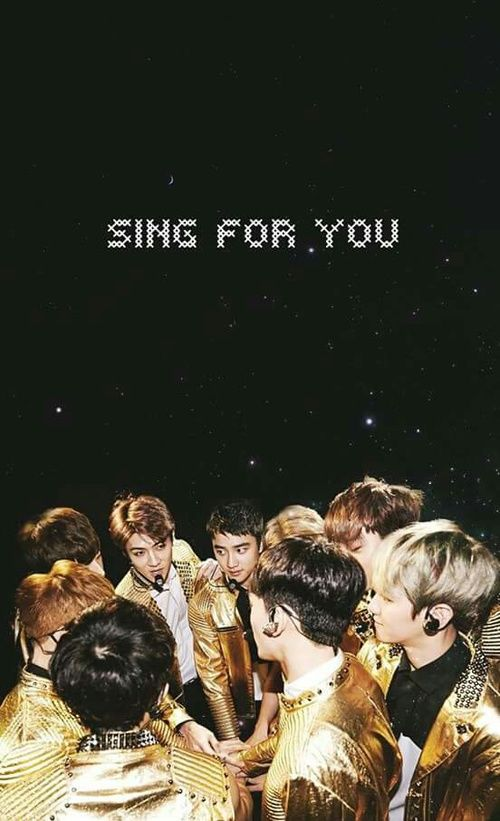 EXO | Sing for you This song makes me sob like a baby every single time I listen to it