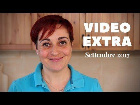 (580) Ricette al Volo ● Domande & Risposte ● ho vinto un Premio Grazie a Voi ● VIDEO EXTRA DI SETTEMBRE - YouTube