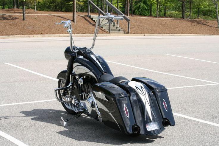 Harley Davidson Road Queen