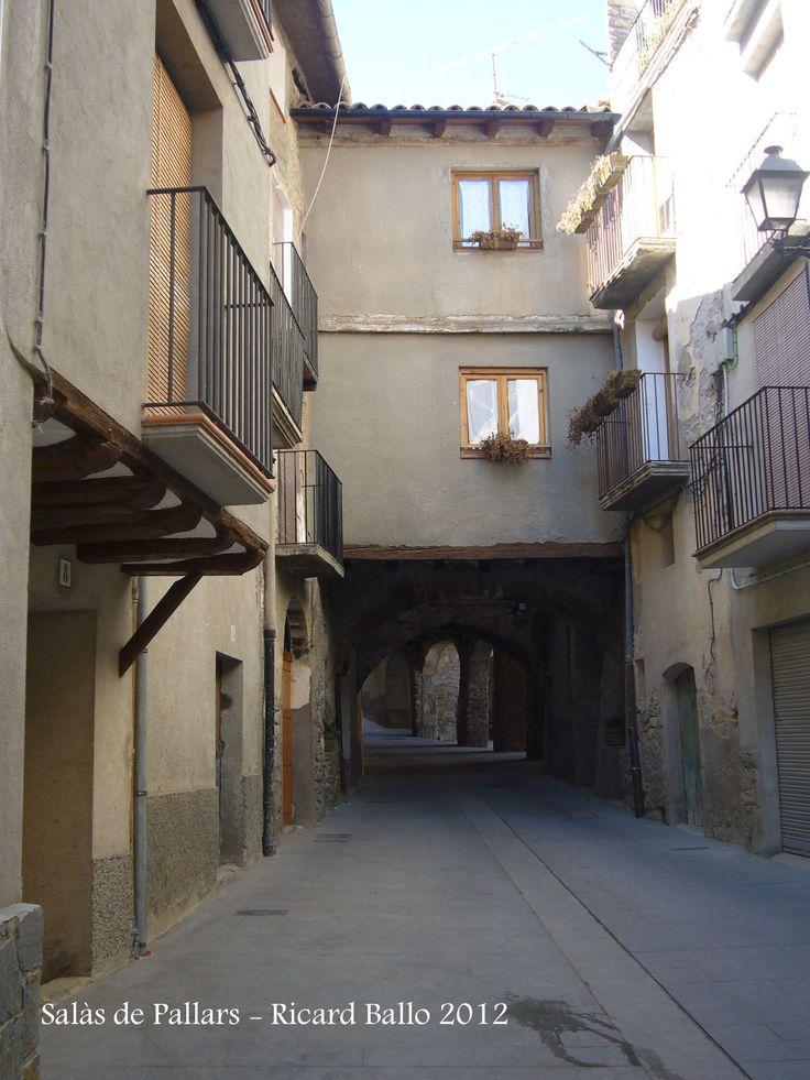 #salàsdepallars #pallarsjussa carrer