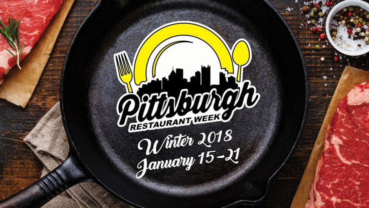 Are you and your significant other foodies? Check out Pittsburgh Restaurant Week happening January 15-21. Share the best eats and treats in the 'burgh with your sweetie for food-filled date ideas.