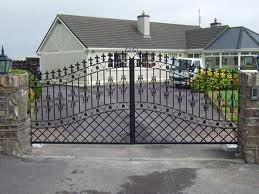 17 Best Images About Beautiful Driveway Gate Designs On
