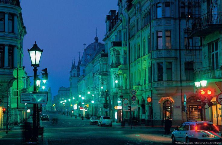 Łódź // Do you want to visit Lodz? #lodz
