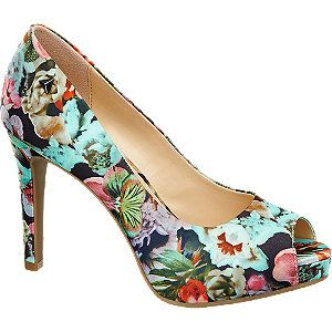 High Heels günstig kaufen | Graceland Pumps für Women in multicolor |