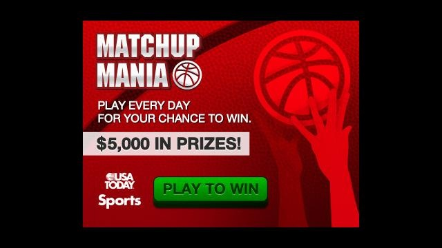 Got game? (At least when it comes to March Madness brackets)  Join us for Matchup Mania and test your picks for the chance to win up to $3500!  http://www.wkyc.com/sports/article/235832/4/Play-Matchup-Mania-and-win