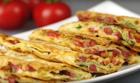 Вкусная закуска из лаваша | Кулинарный сайт
