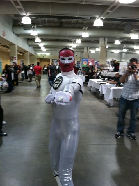 7 best images about DC - White Lantern Corp Cosplay on ...