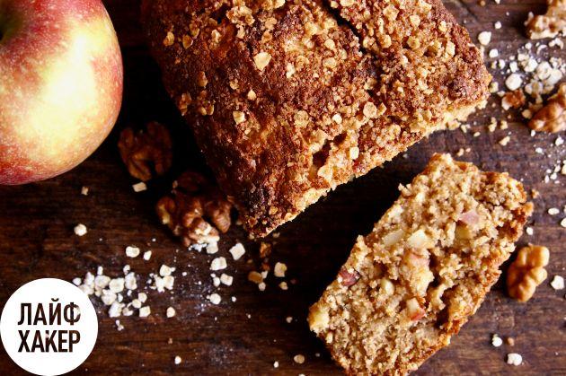 рецепты фруктового хлеба