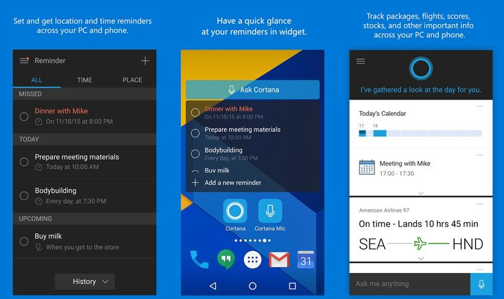 Cortana app for Android recently got updated in Play Store with few new improvements. Microsoft is bringing back 'Hey Cortana' and you now have easier acce