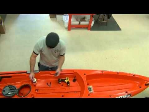 YakAttack Central | Innovative and practical kayak