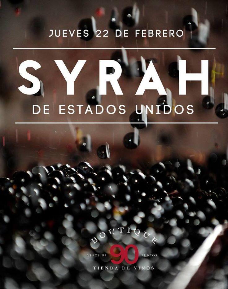 Los esperamos este jueves, ¡Hamburguesas y Syrah de California y Oregón! Una cena diseñada alrededor de los vinos Syrah! Reservas aquí: https://mailchi.mp/daniel/syraheeuu