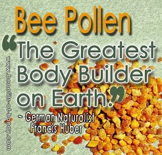 Bee Pollen's Super Healing Power ~ Most Common Uses of Bee Pollen ~ How to Use Bee Pollen ~ Recommendations on Dosage and Allergy Caution ~ For adults, take 1-2 teaspoons daily and for children, half to a teaspoon daily, at any time of the day.