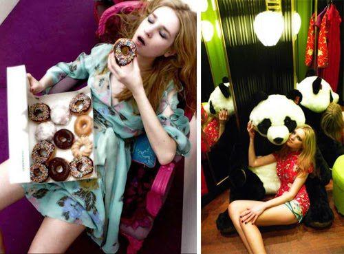 elle muliarchyk: fashion photography