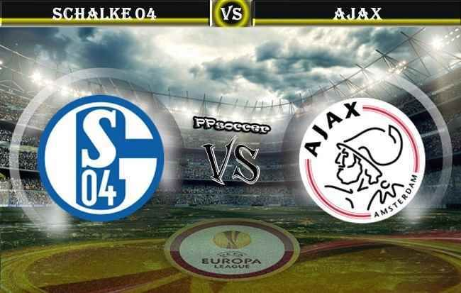 Schalke 04 vs Ajax Prediction 20.04.2017