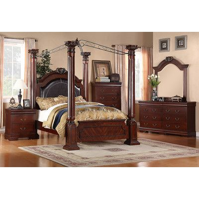 Four Poster Bedroom Collection - http://delanico.com/bedroom-sets/four-poster-bedroom-collection-589391089/