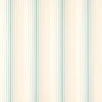papel de pared a rayas draper stripe azul verdoso  N.º de producto: 3519540   papel de pared estampado con tintas perladas que crean efectos brillantes.  Laura Ashley