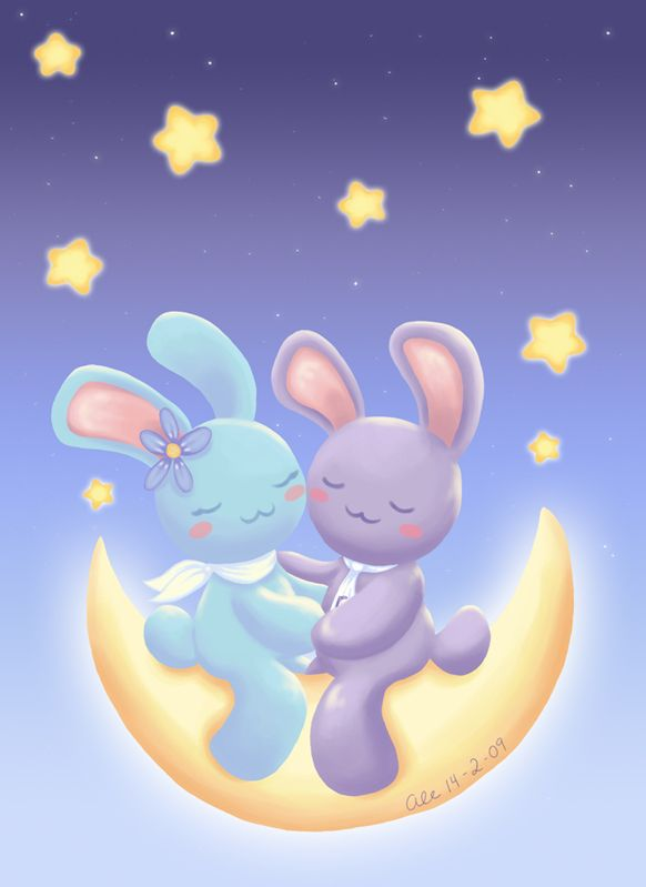 Moonlight Romance by alexandrasalas