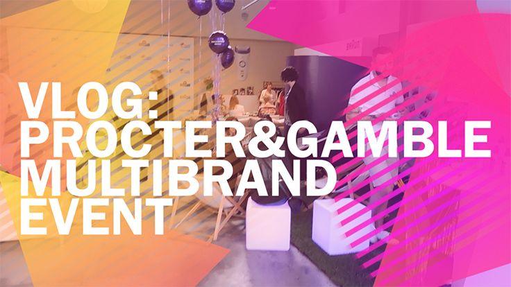 Procter&Gamble Multibrand Event   Vlog http://thecarolinasbook.net/proctergamble-multibrand-event-vlog/