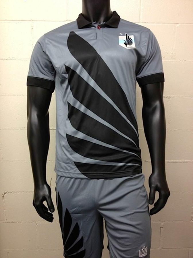Minnesota United FC 2013/14 Admiral Home Kits