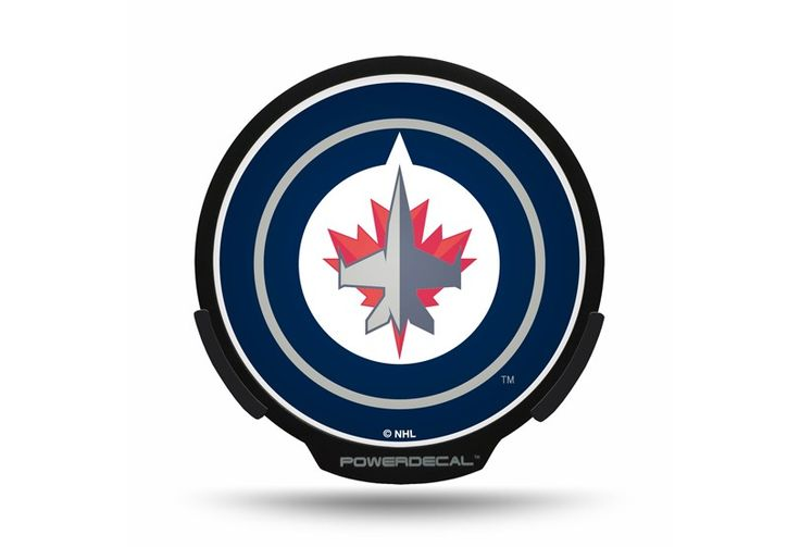 Winnipeg Jets NHL Car/Vehicle Power Decal
