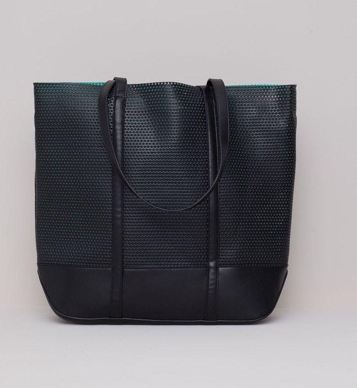 Modne torebki z sieciówek na wiosnę 2015, Pull & Bear 99,90 zł