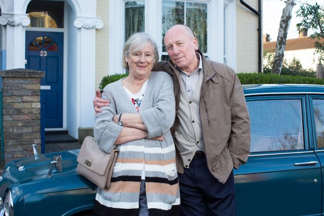 (Image-BBC) 'EastEnders': 11 Current Mysteries We Desperately Need Answers To: 7. What are Ted and Joyce hiding? Ted and Joyce may have blended into the background since moving onto the Square, but lest we forget during their first few episodes, it was revealed Ted was in possession of a pistol. There has been speculation it has something do with their previous links to Walford.
