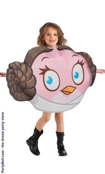 Rovio Angry Birds Princess Leia Child Costume  $27.17