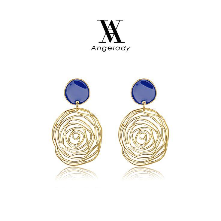 George Smith Jewelry Aliexpress.com에서 angelady 선물하는 패션 진술 18k 금 장미 금 도금 진주 귀걸이 파티 웨딩 캐주얼/ 스포티 한에 관한 고품격 스터드 귀걸이의 더 많은 스터드 귀걸이정보를 찾습니다.