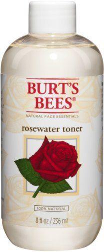 Burt's Bees Rosewater Toner 8oz by Burt's Bees. $10.99