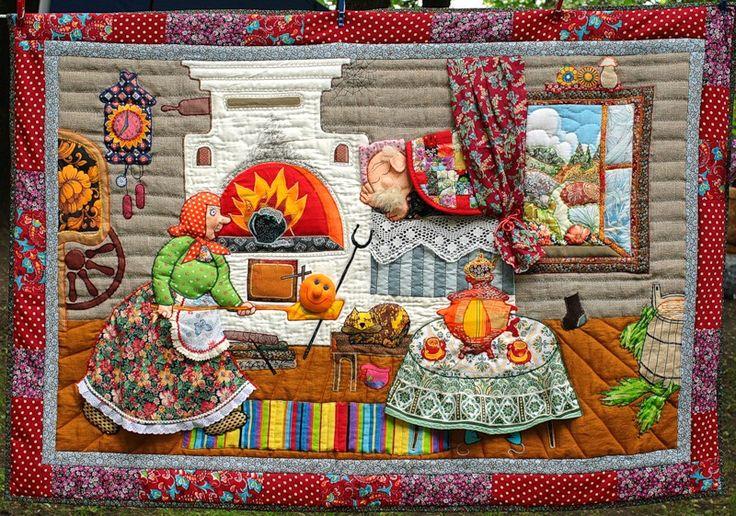 Ивановская ситцевая мозаика. Обсуждение на LiveInternet - Российский Сервис Онлайн-Дневников