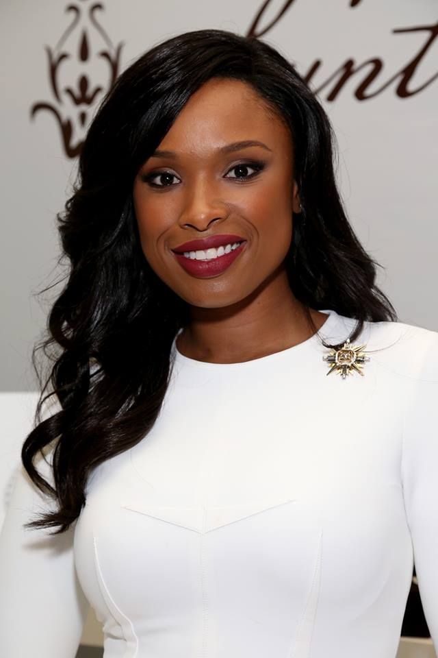 Jennifer Hudson... a strong, graceful woman with a wealth of talent. Cool tidbit: she even knows how to party without ever having had a drink in her life!