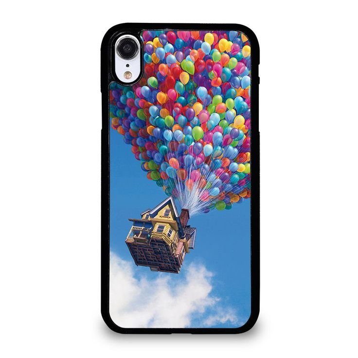 UP BALOON HOUSE iPhone XR Case Cover Iphone case covers
