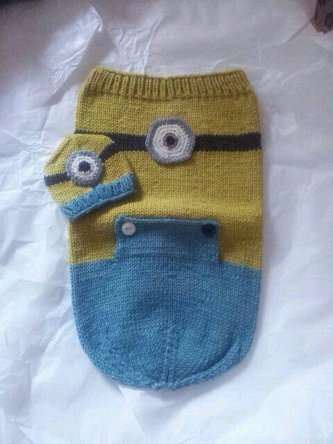 Sacco Nanna per ❤️di maglia