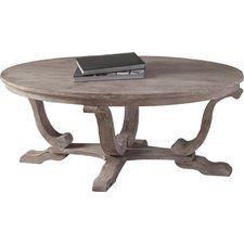 Oval Coffee Tables You'll Love | Wayfair