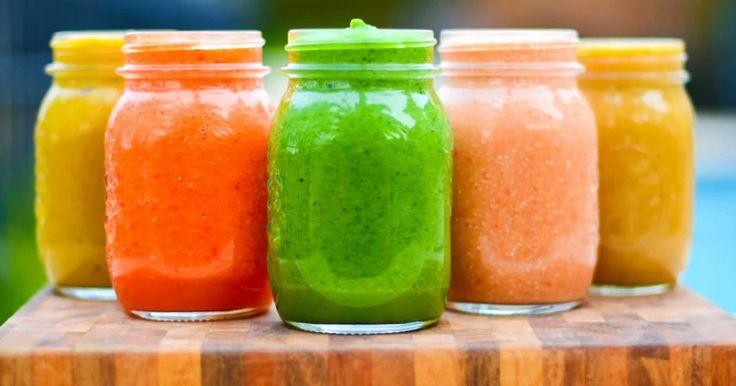 5 raw receptů na snadné, vynikající a dietní salátové dresinky