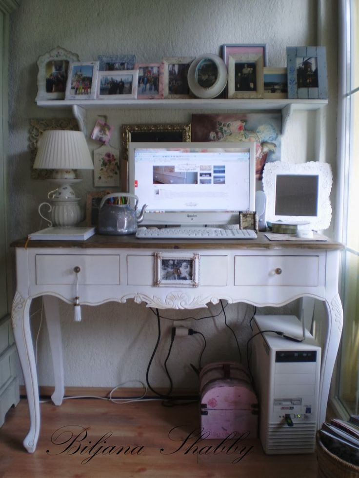 I Love The Sweet Cottage Feel Of This Little Space But