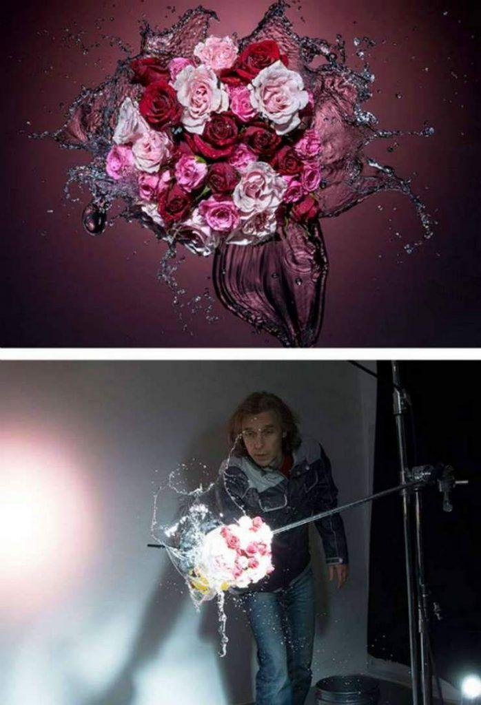 Взглянув на эти снимки, вы поймете, что профессиональная фотография — настоящий обман! | Vetryachok.com