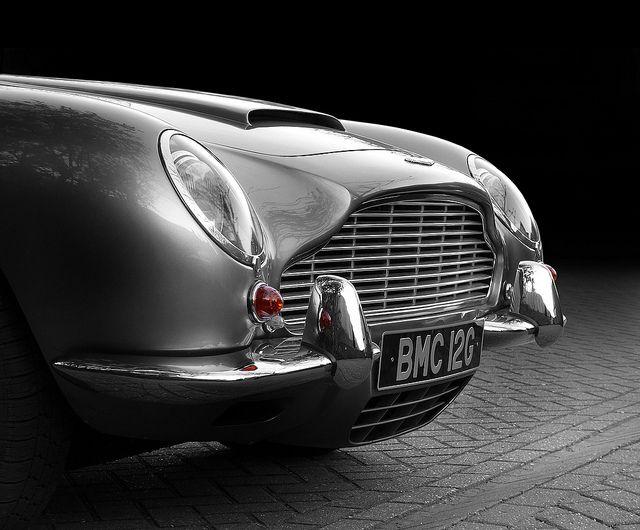 Classic Aston Martin DB6 Volante by Gordon Calder, via Flickr