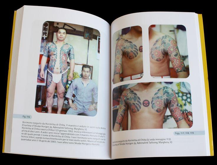 """Libro """"il fuoco sulla pelle.l'arte del tatuaggio giapponese  """"  di A.L. Carella  - lirezumi non può mancare al kokeshi rebel fest"""