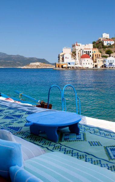 Kastelorizo, Greece Megisti Hotel