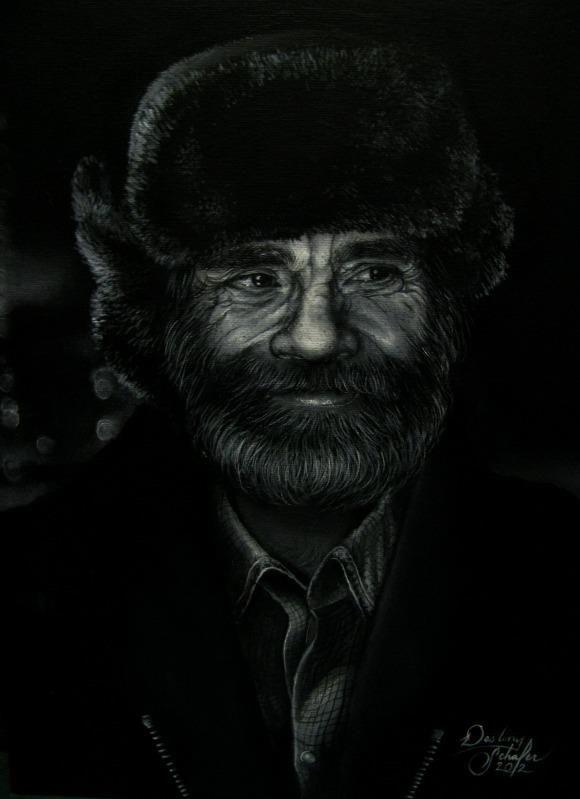John T. (Acrylic)