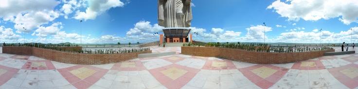 Santuário de Santa Rita em Santa Cruz  - RN