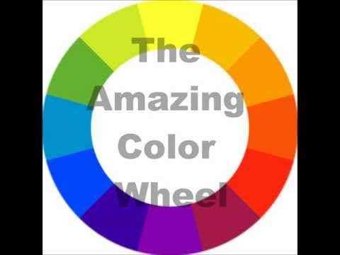 The Amazing Color Wheel