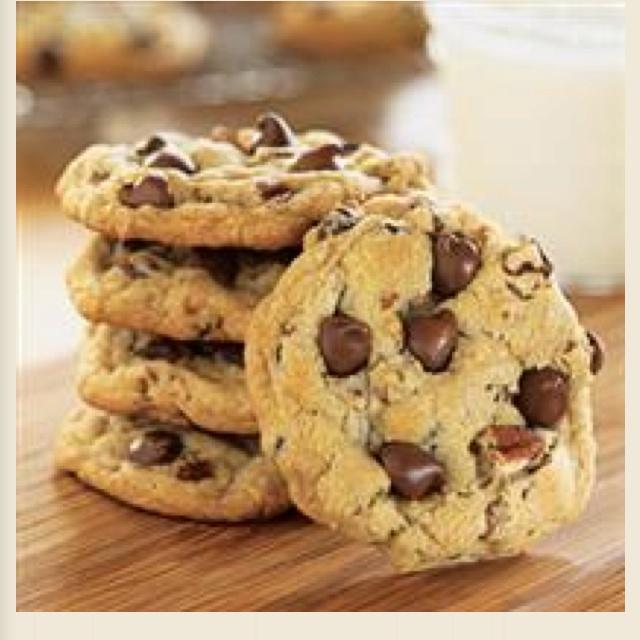 Best chocolate chip cookies ever!!!! crisco.com search butter flavored crisco chocolate chip cookies