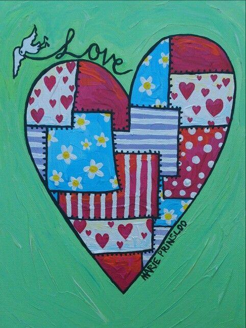 """""""Love"""" by Marie Prinsloo"""